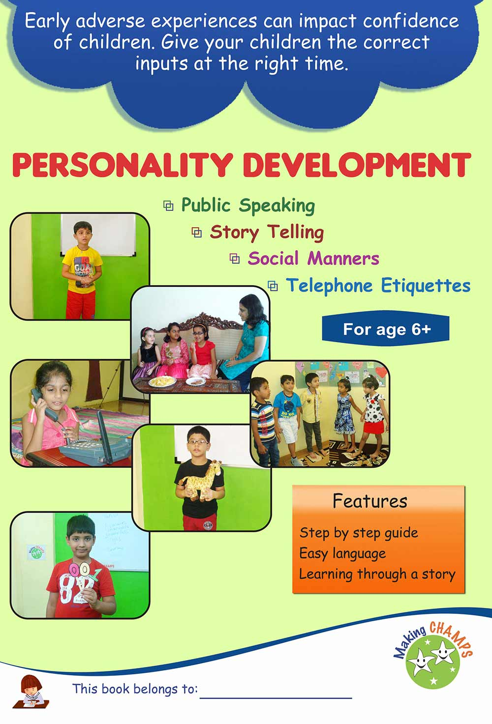 Personality Development for Children